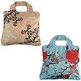 Envirosax Wanderlust Grocery Bag, Set of 2