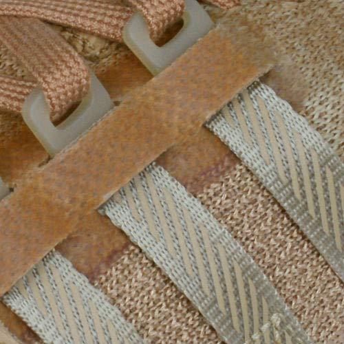 Talón Cuello Cojín 3 Zapatillas Brown Recubrimiento Superior Hombre Adidas Eqt Cuero P Reforzado Primeknit Con Ultra Parte Rayas Boost Soporte Planos Cordones Delantera Y awqxBFw7H