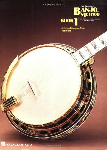 Hal Leonard Banjo Method - Book 1: For 5-String Banjo ()