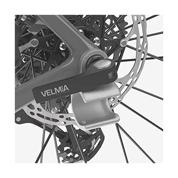 51W9pRfQ eS Velmia Fahrradanhänger Kupplung für Thule Anhänger I Fahrrad Anhängerkupplung für Thule Chariot Modelle, Fahrrad…