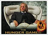 Haymitch Abernathy (Trading Card) The Hunger Games - 2012 NECA # 34 - Mint