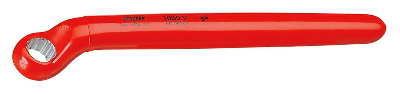 GEDORE VDE 2 E 8 VDE-Einringschl/üssel UD-Profil Vanadium-Stahl 31CrV3 tief gekr/öpft nach EN 60900 // IEC 60900 mit 2-fach Check-Tool-Isolierung VDE isoliert bis 1000 V 8 mm
