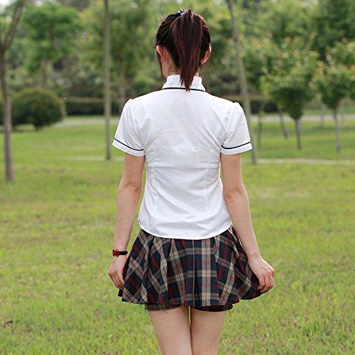 ZHFC-Una dama es uniforme; un exquisito traje de uniforme uniforme; L