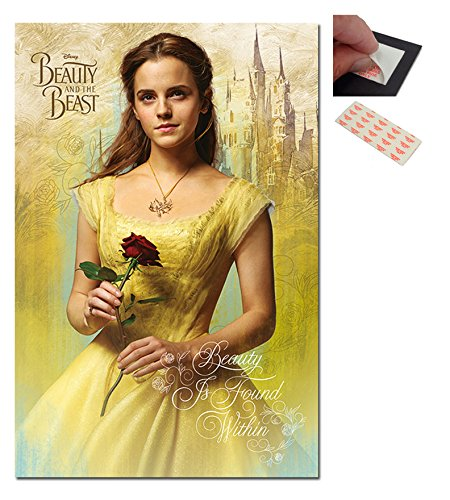 Beauty And The Beast Belle Poster - 91.5 x 61cms (36 x 24