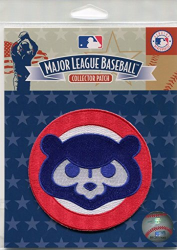 Chicago Cubs Official Licensed MLB 1984 Bear Face Logo Collectible Patch