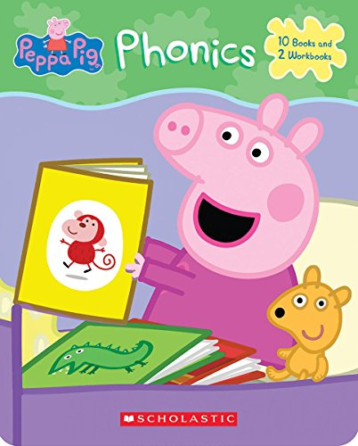 (Peppa Phonics Boxed Set (Peppa Pig))