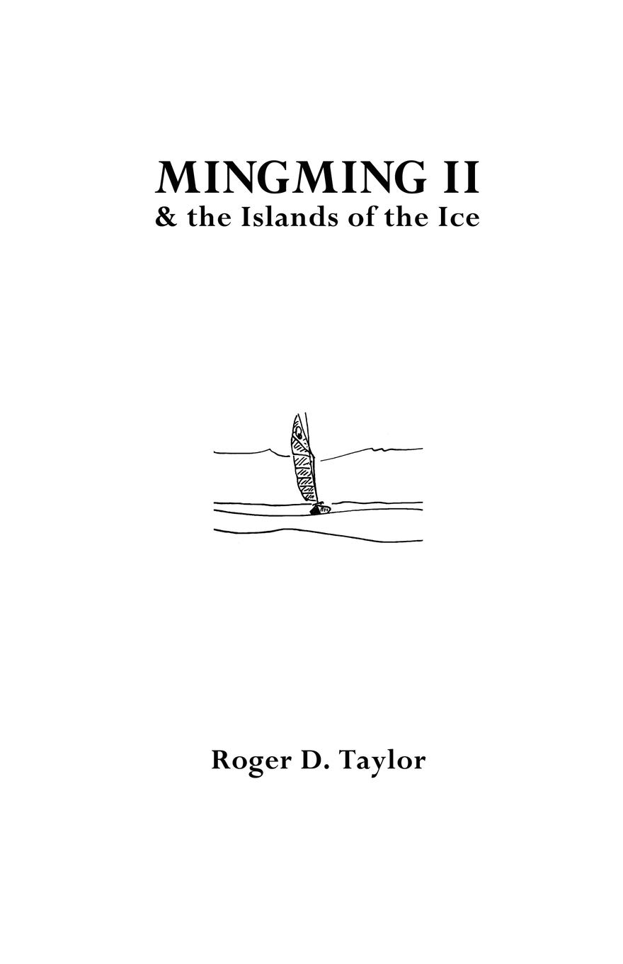 Mingming II And The Islands Of The Ice