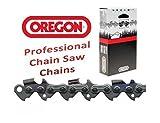 Echo 18 Oregon Chain Saw Repl. Chain Model #CS-400EVL, CS-440, CS-440EVL, CS-510, CS-520, CS-3600, CS-3900, CS-4000, CS-4100, CS-4400, CS-4500, CS-4600, CS-5000 (2072)