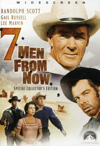 7 Men from Now (Widescreen Special Collector's Edition) (Best Handgun Sights For Old Eyes)