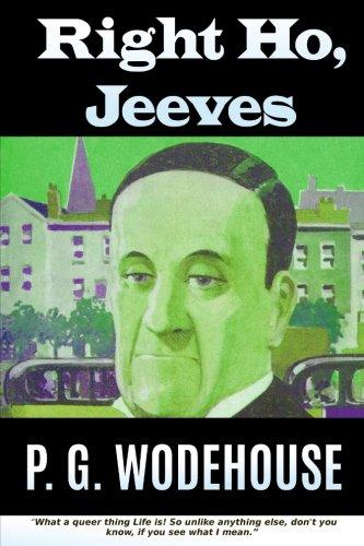 Right Ho, Jeeves (Humor Classics) (Volume 2) pdf