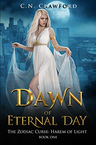 Dawn of Eternal Day (The Zodiac Curse: Harem of Light Book 1) cover