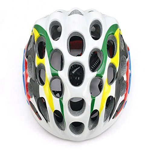 Buy Xtreme Synthetic-Fiber Road Racing Cycling Bicycle Bike Helmet  (Multicolour) Online at Low Prices in India - Amazon.in