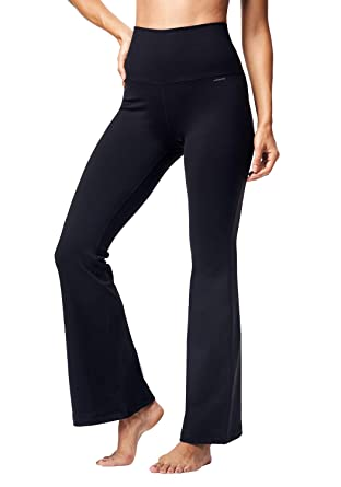 Amazon.com: Matymats - Pantalones de yoga para mujer, de ...