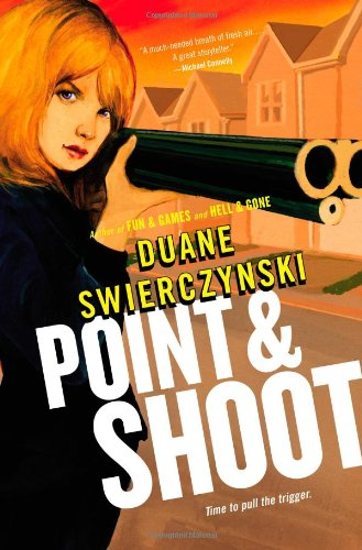 Point And Shoot (Charlie Hardie Novels)