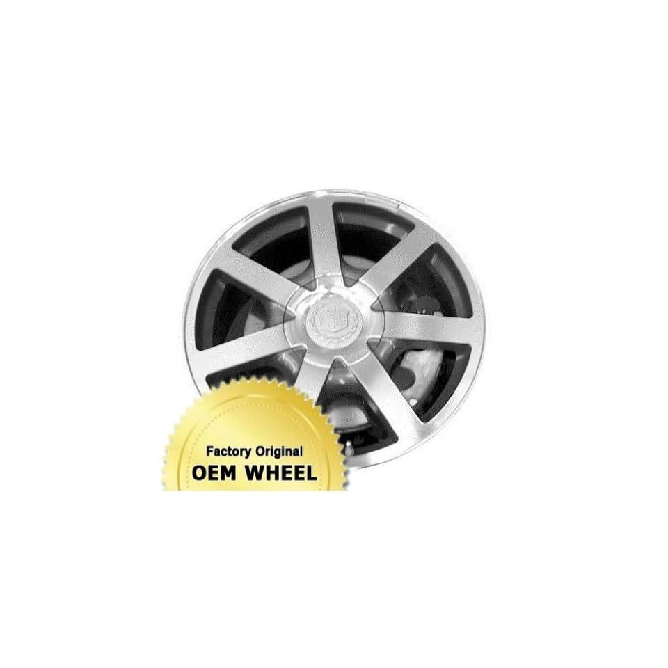 CADILLAC SRX 18X8 7 SPOKE Factory Oem Wheel Rim  CHROME   Remanufactured Automotive