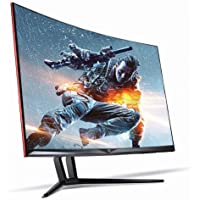 Crossover 32QX 144SE CRONUS CURVED Gaming Monitor Black Edition, Bezel-Less, Free Sync(AMD), 144Hz QHD / 3ms(OD), Gaming Mode (Cross Hair Target), PIP/PBP, HDMI, Flicker Free, Anti-Glare, Custom LED