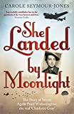 img - for She Landed By Moonlight book / textbook / text book