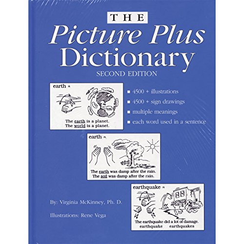 The Picture Plus Dictionary Second Edition (Picture Plus Dictionary compare prices)
