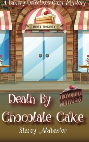 book cover of Death By Chocolate Cake
