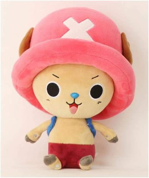 Sakami Merchandise Peluche Chopper 25 cm. One Piece. New Ver. 2