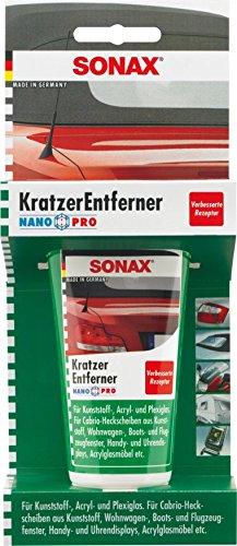 Sonax 305000 Kratzerentferner 75ml Amazonde Auto