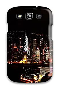 Galaxy S3 Cover Case - Eco-friendly Packaging(city)