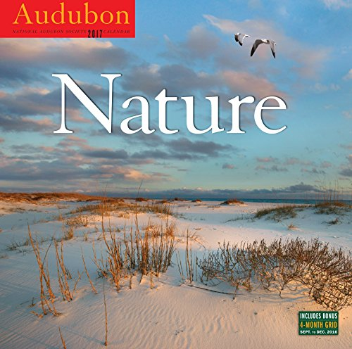 Audubon Nature Wall Calendar 2017
