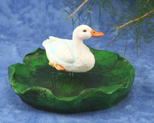 White Swan Floater (White) - 8
