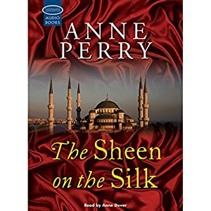 The Sheen on the Silk Audiobook