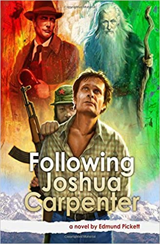 Book Following Joshua Carpenter: Book #1, Joshua Carpenter series: Volume 1 (Joshua Carpenter Trilogy)