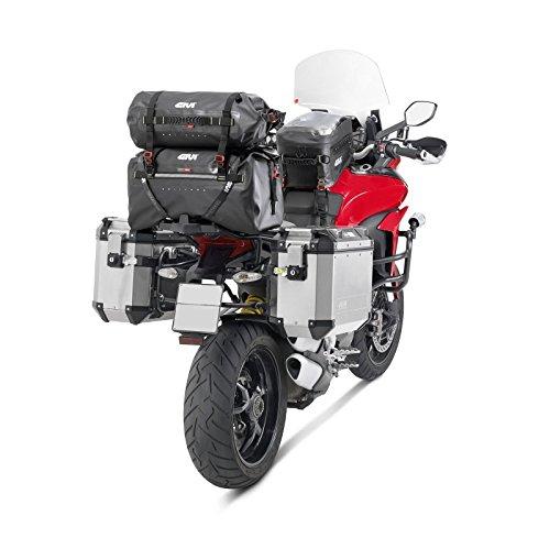 Bolsa a rullo moto Yamaha T-max 530 Givi GRT702 20 litro