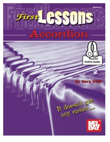 First Lessons Accordion