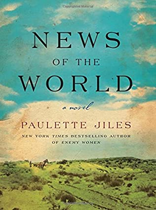 book cover of News of the World