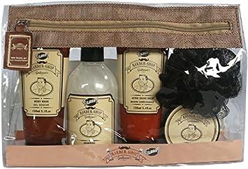 Gloss - caja de baño, caja de regalo para hombres - Kit de baño ...