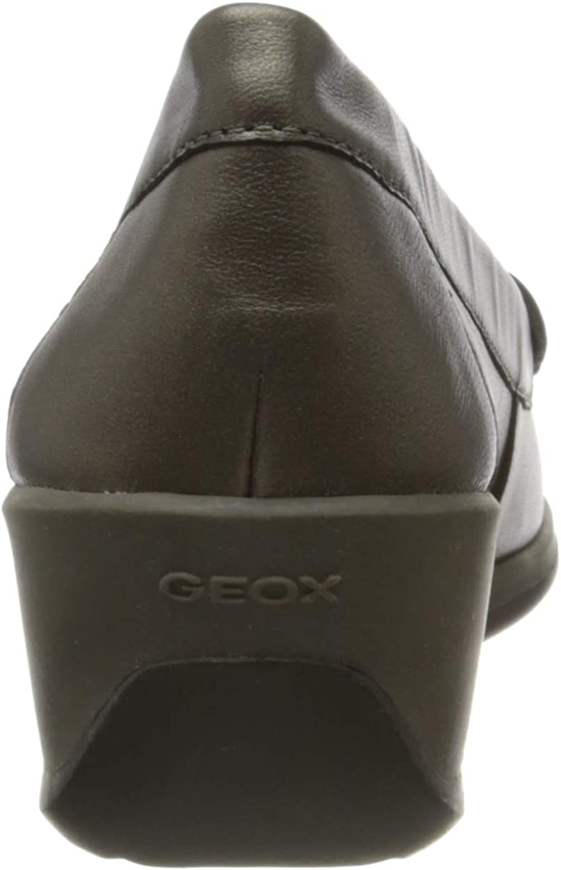 Femme Mocassins Loafers Geox D Arethea B