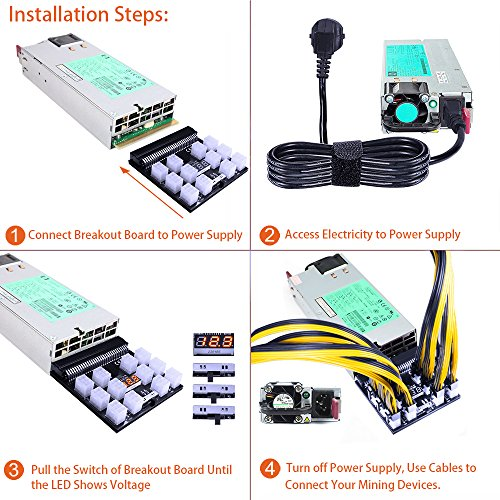 Best 1200w power supply mining (September 2019) ☆ TOP VALUE