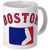 CafePress - Boston Sox Fan Mug - Unique Coffee Mug, Coffee Cup