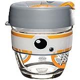 KeepCup Star Wars Reusable Coffee Cup, 8 oz/Small, BB8