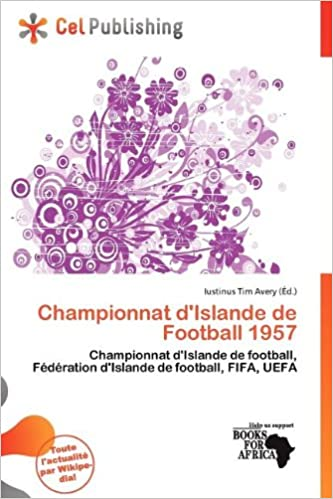 Livres Championnat D'Islande de Football 1957 pdf epub