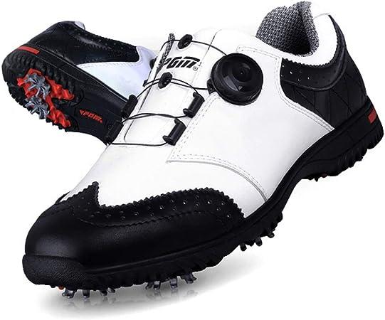 NAMENLOS PGM Mens Golf Shoes with Shoes