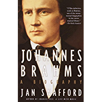 Johannes Brahms: A Biography book cover