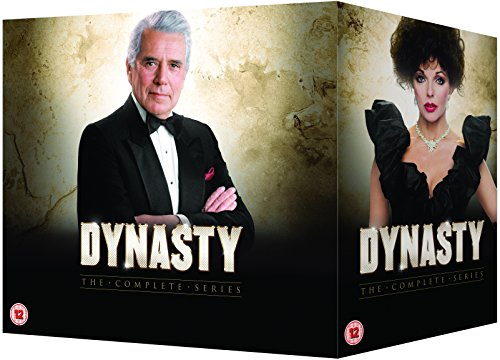 Dynasty (Complete Series) - 58-DVD Box Set ( Dynasty - Series 1-9 ) [ NON-USA FORMAT, PAL, Reg.2 Import - United Kingdom (Dynasty Complete Set)