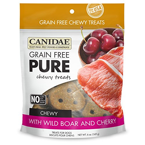 CANIDAE Grain Chewy Treats Cherry product image