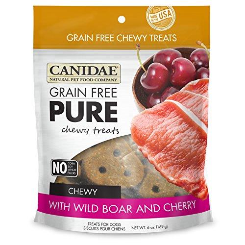 CANIDAE Grain Chewy Treats Cherry