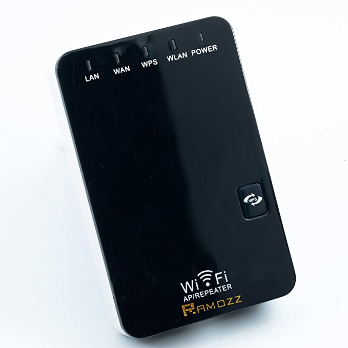 Mini Wireless-N de 300Mbps Wifi repetidor extensor IEEE 802. 11n red Router repeditor: Amazon.es: Electrónica