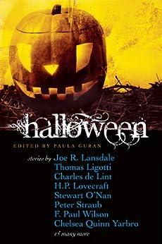 Halloween by [de Lint, Charles, Thomas Ligotti, Stewart O'nan, H.P. Lovecraft, F. Paul Wilson, Peter Straub, Chelsea Quinn Yarbro]