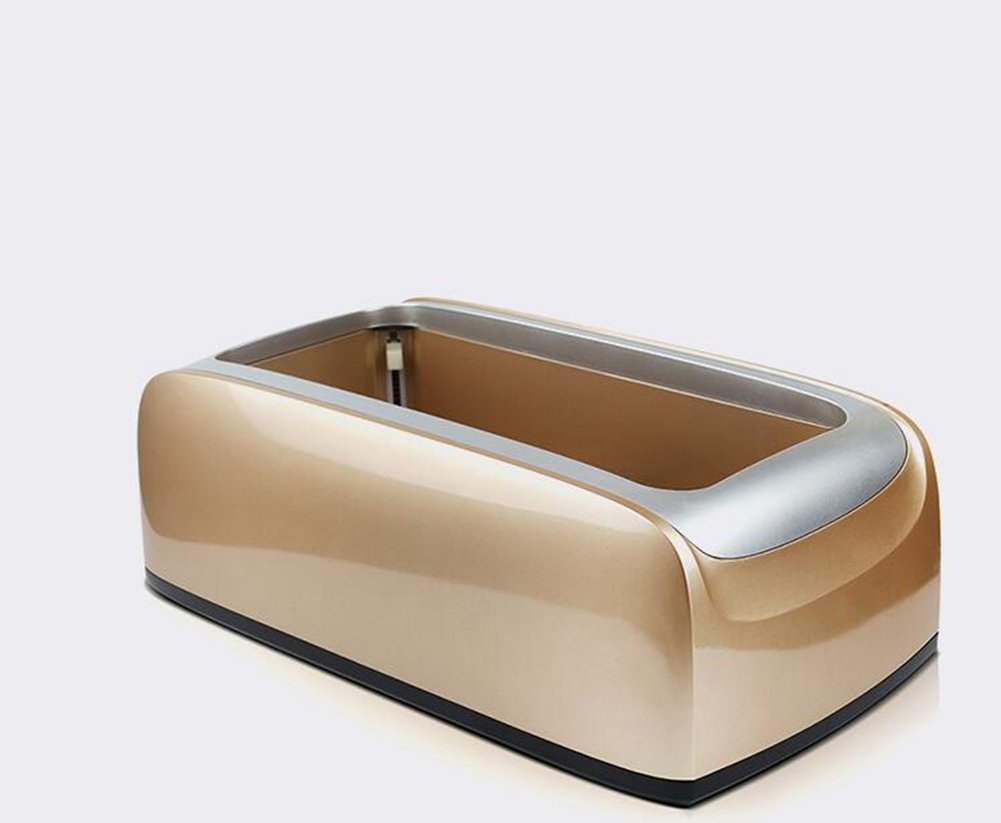 MLL Disposable Overshoes Machine Used for Hygienic Areas, Boats, Yachts, Food Production, Crime Scenes,Gold