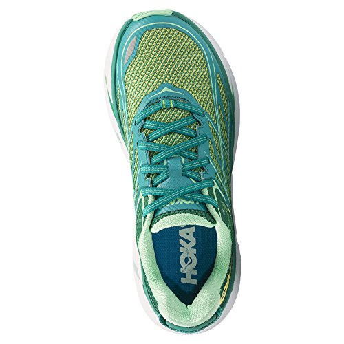 Women's 3 Verde Correr Zapatillas Hoka Para tropical Clifton SS17 EqASUwOx