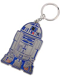 Star Wars R2-D2 Metal Collectible Keychain