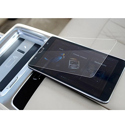 LFOTPP Tempered Glass Protector for 2016 2017 BMW 7 Series / 2018 BMW 5 Series Touch Command System Screen / Car Tablet Touch Screen